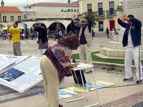Stubal的民眾簽名支持反迫害