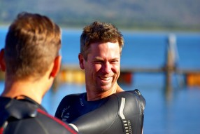 Knysna Dragons Lagoon Mile Swim