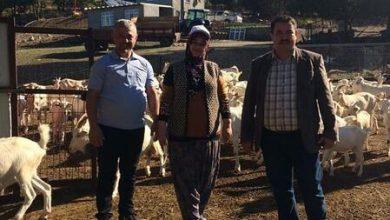 Photo of Atmaca'dan Dünya Kadın Çiftçiler Günü Ziyareti
