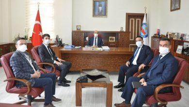 Photo of Sarıdoğan'dan Ziyaretler