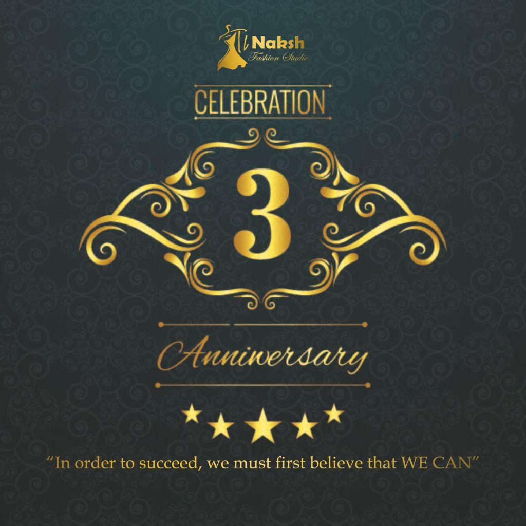 P14 -Anniversary Creative Design Option boutique Social Media Marketing