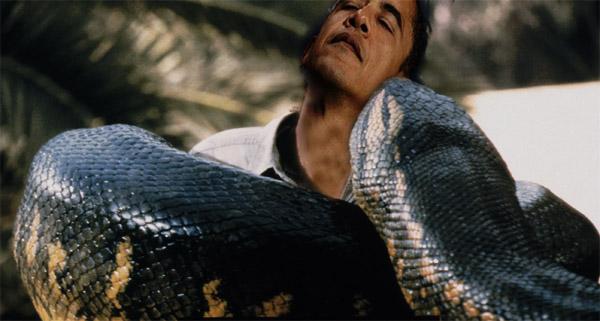 obama allows anaconda to show power over nature