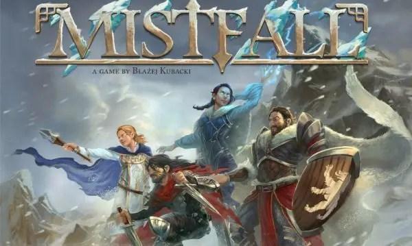 Mistfall - Unboxing na Big Bad Dice