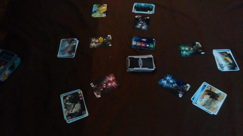 Multiuniversum - przygotowanie do gry