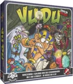Vudu - jeszcze jedna gra planszowa na wakacje