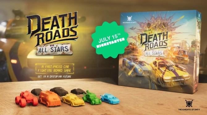 Death Race All Stars