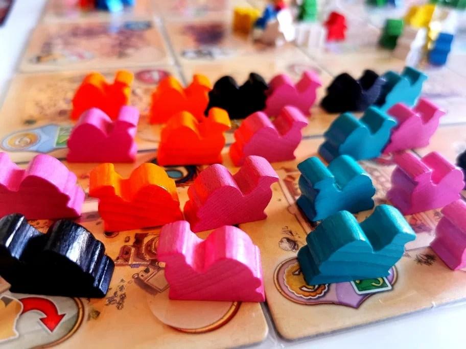 Pięć Klanów wielbłądy