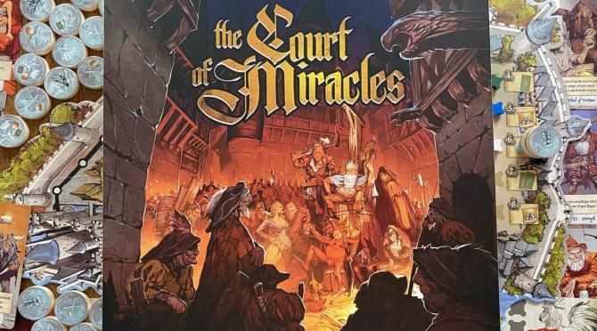 Court of Miracles Okładka