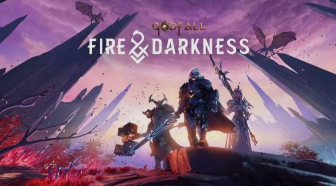 Godfall Fire & Darkness