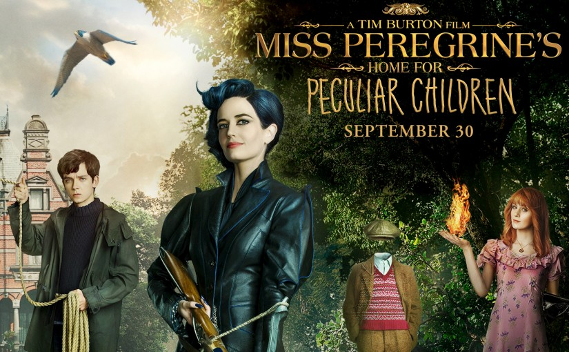 Miss Peregrine's Home for Peculiar Children PG-13 2016 – Big Bad