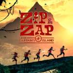 Zip and Zap and the Captain's Island 2016