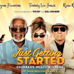 Just Getting Started PG-13 2017