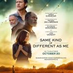Same Kind of Different as Me PG-13 2017