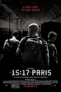 The 15:17 to Paris PG-13 2018