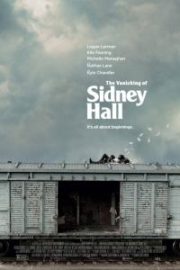 The Vanishing of Sidney Hall R 2017