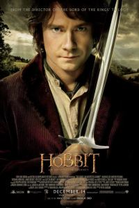 The Hobbit: An Unexpected Journey PG-13 2012