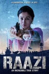 Raazi (2018)