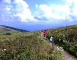 Exploring Big Bald Mountain on the Appalachian Trail