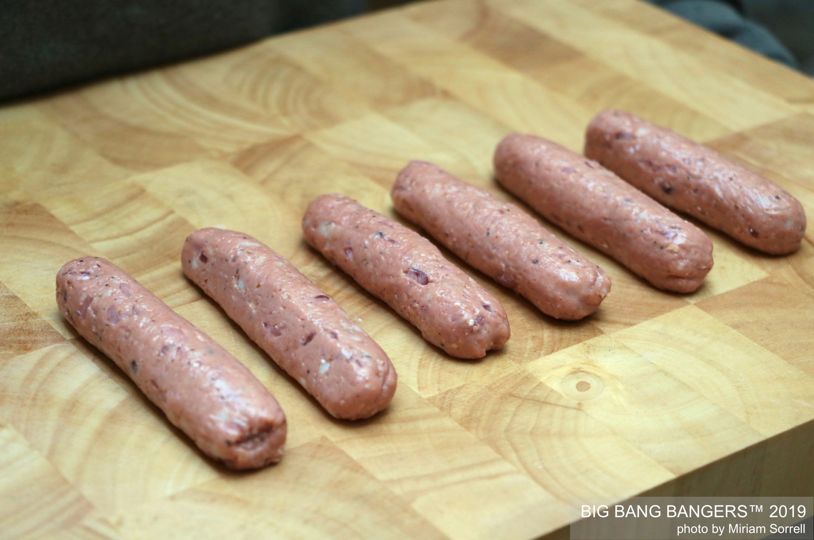 BIG BANG Precooked Sausages