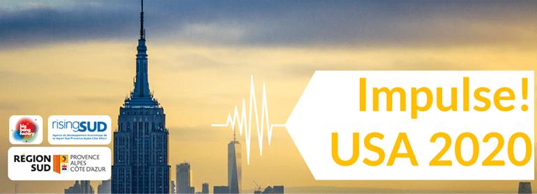 Impulse! : votre développement sur les US (offre Région Sud / risingSUD)