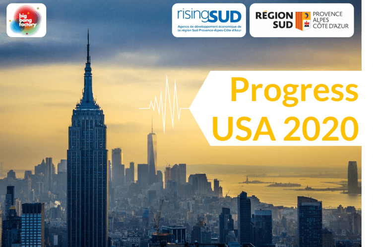 Progress USA! Discover our 5 laureates!