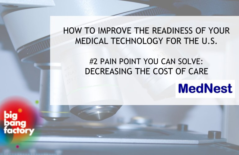 #2 pain point your medtech technology can solve