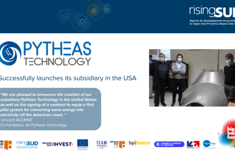 Pytheas Technology successfully launches its subsidiary in the USA