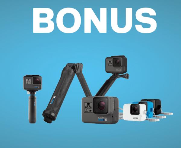 GoPro購入キャンペーン