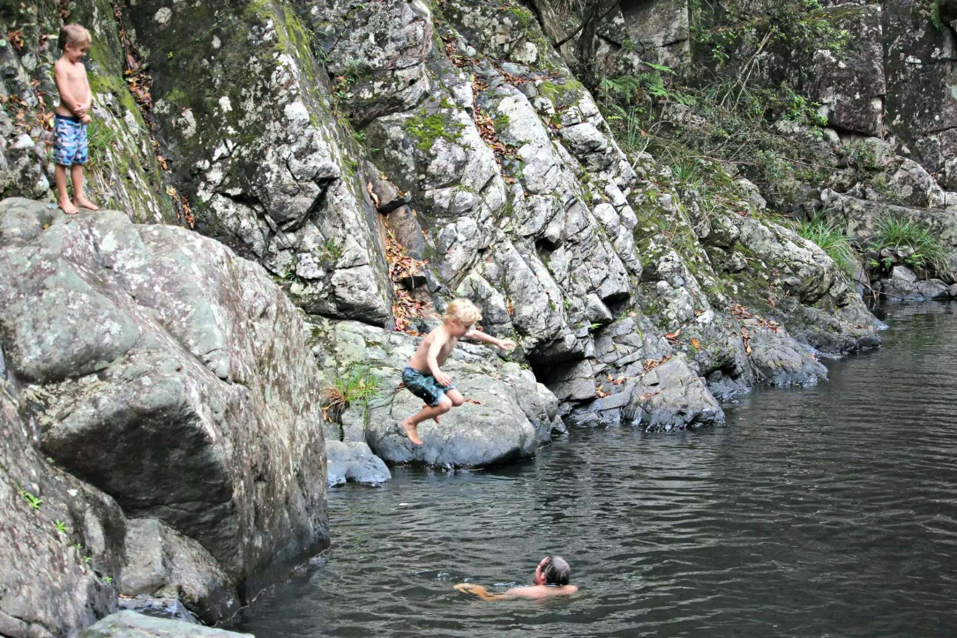 The Sunshine Coast Hinterland's Conondale & Blackall Ranges