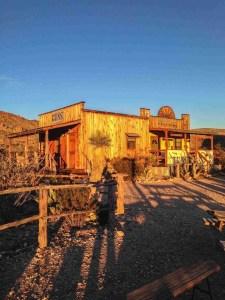 Guns room at Ten Bits Ranch