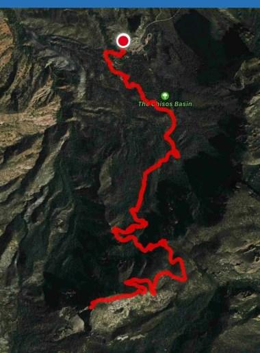 map my run trail map