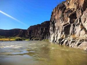 river trip rio grande river by far flung