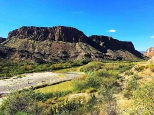 border of mexico and texas rio grande river