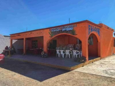 Tacos in Boquillas Mexico