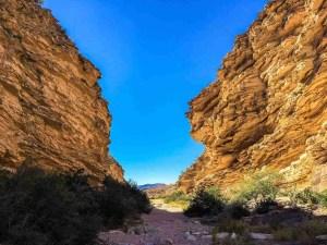 canyon view of ernst tinaja