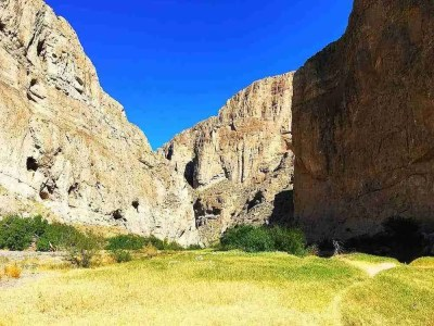 Boquillas Canyon Big Bend