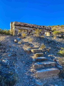 J.O. Langrods second home in Hot Springs District at Big Bend National Park