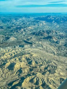 BIg Bend from the sky