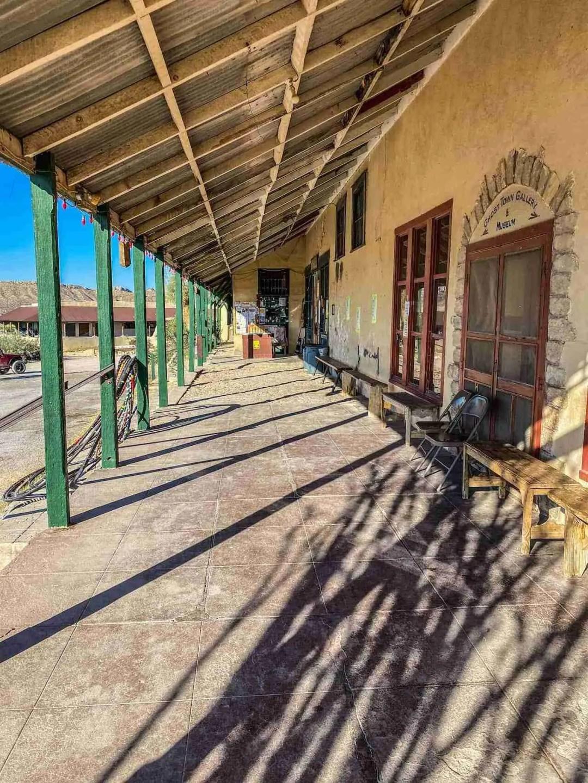 terlingua famous porch