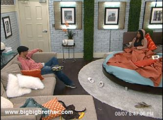 Kalia lets Jeff in on the plan