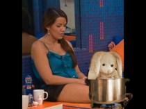bunny frying