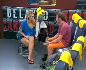 Big Brother 2013 Spoilers - Judd and Aaryn