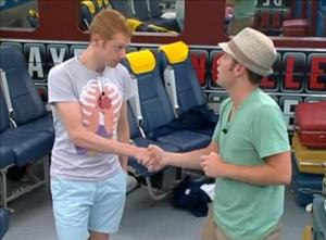 Big Brother 2013 Spoilers - Andy and Judd