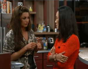 Big Brother 2013 Spoilers - Helen and Elissa