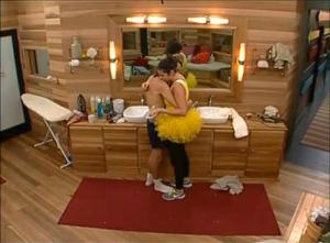 Big Brother 2013 Spoilers - Amanda and McCrae