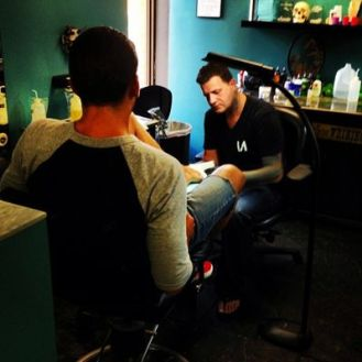 Big Brother 2013 Spoilers - Jeremy Gets Veto Tattoo