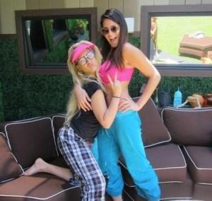 Big Brother 2014 Spoilers - Amanda Zuckerman and GinaMarie Zimmerman 5