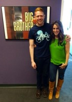 Big Brother 2014 Spoilers - Andy Herren with BB casting director