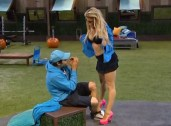 Big Brother 2014 Spoilers - GinaMarie and Nick 6