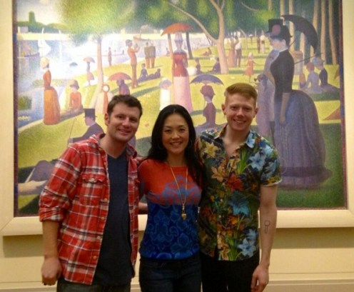 Big Brother 2014 Spoilers - Judd, Helen and Andy in Chicago
